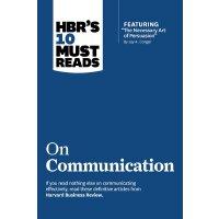 英文原版 哈佛商业评论管理必读:沟通 含罗伯特・西奥迪尼 (Robert B.Cialdini) HBR's 10 Mu