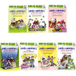 Ready To Read Level 2 Annie and Snowball安妮和雪球系列 英文原版绘本 7册平装