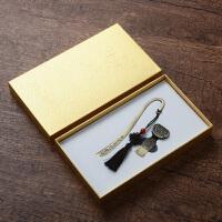 复古典中国风书签16gu盘特色创意新年小礼物公司纪念礼品定制logo