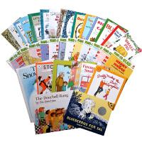 顺丰发货 汪培�E推荐第二阶段29本套装英文原版读物 I Can Read系列 Ready to read系列 各名家绘本 送音频Little Bear The Doorbell Rang