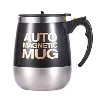 懒人温差全自动搅拌杯电动便携网红搅拌杯磁力不锈钢创意搅拌器咖啡杯子带盖