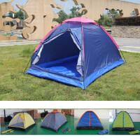 户外用品2人帐篷情侣自驾游双人小账蓬海边沙滩野营防雨路营防晒