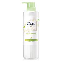 【】多芬(Dove)洗发水 橙花香 植萃 水润盈润洗发露470ml(无硅油)