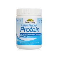 【网易考拉】【增强免疫健身必备】Nature'sWay澳萃维香草味蛋白粉375g/罐