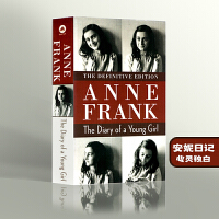 【78�x3】英文原版 Anne Frank The Diary of a Young Girl 安妮日� 青少年�n外��x