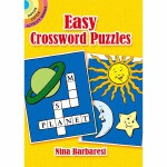 Easy Crossword Puzzles(【按需印刷】)