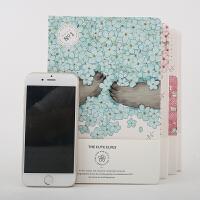 languo蓝果 LG-20495动物仙境-A5硬封裸装本 颜色图案随机 单本销售 当当自营