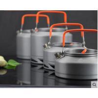 野营露营水壶美观精致便携烧水壶集热0.8L1.5L户外 咖啡壶/茶壶