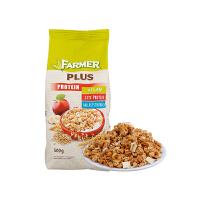 【网易考拉】欧瑞家 Farmer水果蛋白麦片 燕麦片即食早餐 水果麦片 富含蛋白质 丰富营养元素 500g