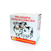 The Complete Barnyard Collection 全版谷仓系列 ISBN 9781442473256