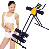 家用立式五分钟健腹器爬山机懒人收腹机仰卧起坐健身器材 立式收腹机