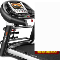跑步机家用款多功能商用超静音折叠宽跑带健身房器材
