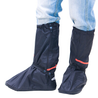 防水鞋套坡跟雨鞋套雨靴套护鞋套护脚套 牛津布鞋套
