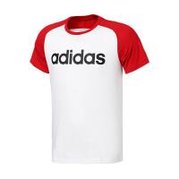 adidas阿迪达斯NEO男子短袖T恤休闲运动服CV9314ZT