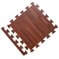 泡沫地垫卧室拼接垫子家用地板垫加厚儿童爬行垫木纹地毯.