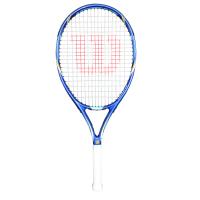 男女轻量单人初学者碳素网球拍送网球训练器套装