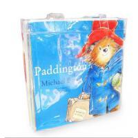 【英文原版】Paddington Picture Book Bag 帕丁顿熊图画故事书套装(10册)