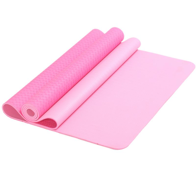 2018040917121427180cm加宽 TPE防滑环保瑜伽垫 183cm加长瑜珈垫yogamat健身垫 发货周期:一般在付款后2-90天左右发货,具体发货时间请以与客服协商的时间为准