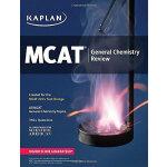 KAPLAN MCAT GENERAL CHEMISTRY REVIEW 开普兰MCAT化学总论分析 英文原版