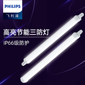 飞利浦(PHILIPS)3W5W/E27LED灯泡LED护眼节能泡4支装网络包装