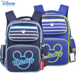 迪士尼米奇男生小学生1-3年级儿童卡通双肩减负透气书包DBT81781