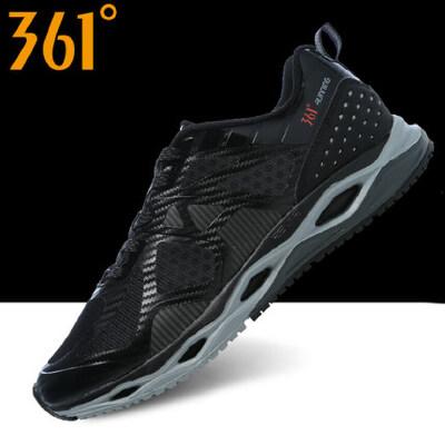 361度男鞋跑步鞋春秋季缓震耐磨运动鞋跑鞋