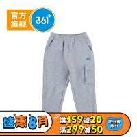 【新春2.5折价:44.7】361°361度男童针织长裤秋季K51814552