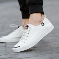 回力帆布鞋男低帮夏季男鞋子韩版潮流透气平底小白鞋学生休闲板鞋