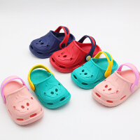 儿童拖鞋夏季男女童宝宝沙滩婴幼儿软底防滑凉拖小孩1-3岁