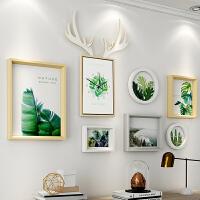 客厅装饰画沙发背景墙装饰餐厅墙面创意个性挂画现代简约壁画 一整套组合装饰画