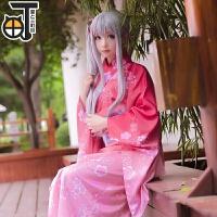 泉纱雾cos服埃罗芒阿老师和服cosplay服装女动漫