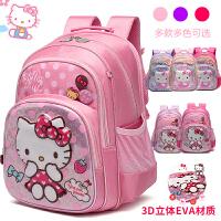 儿童书包女可爱小学生1-3年级韩版防水女孩学生包