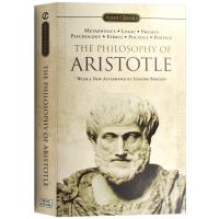 亚里士多德哲学 英文原版 The Philosophy of Aristotle 形而上学 西方哲学 全英文版原著正版进