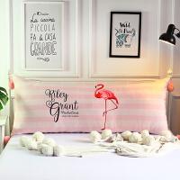卡通床头大靠垫 可拆洗简约沙发靠背可爱公主风卧室榻榻米枕头