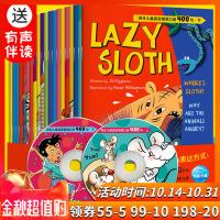 正版 童书 培生儿童英语情境口语400句 下 3-6岁适读,附互动游戏练习图文单词表