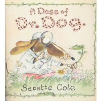 A Dose of Dr Dog 狗博士的一粒药 ISBN 9780099487685