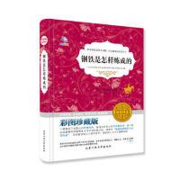 正版图书-FLY-新课标必读丛书:钢铁是怎样炼成的(精装) 9787563939626 北京工业大学出版社 枫林苑图书