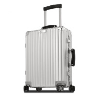 �凸配X框拉�U箱�f向�26寸�Y婚行李箱22女皮箱28箱子男旅行箱30寸 乳白色 �凸欧拦慰�
