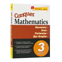 【现货】SAP Conquer Mathematics 3 Geometry Area Perimeter Bar G