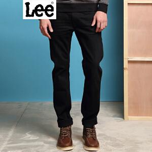 Lee男装 商场同款水洗时尚休闲男士低腰小直脚牛仔裤L117091VU2NU