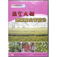 温室大棚蔬菜病虫害防治(2片装)DVD( 货号:103511013900677)
