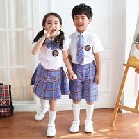 六一儿童演出服装女儿童节表演服男童小学生合唱服幼儿园校服套装