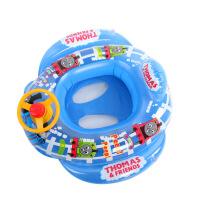 20180417193923520 新款夏季卡通坐圈泳圈游泳玩具泳圈加厚柔软儿童游泳圈坐圈