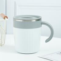 �W�t同款免�不�P�咖啡杯磁力便�y黑科技水杯��拌器
