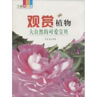观赏植物:大自然的可爱宝贝 广西美术出版社