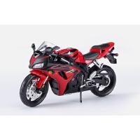 1:12拼装车模摩托车本田/宝马合金拼装摩托车模型组装模型