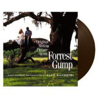阿甘正传 Forrest Gump 电影原声 OST LP黑胶唱片 巧克力色彩胶