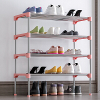 索尔诺 简易鞋架家用多层经济型宿舍门口防尘收纳鞋柜省空间小号鞋架子K225