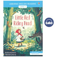 【新品】Usborne English Readers Level 1 Little Red Riding Hood