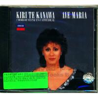新华书店原装正版古典音乐 412 629-2 女高音歌唱家 卡纳娃作品专辑CD
